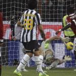 Juventus e Giaccherini deferiti per striscione sul gol di Muntari