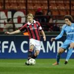Milan-Zenit 0-1: ecco il gol di Danny – Video