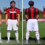 Ecco la nuova maglia del Milan! – Foto