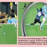 """Inter-Napoli, la moviola: tutti gli """"orrori"""" di Rocchi – Foto"""
