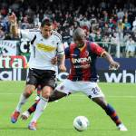 Calciomercato Inter, cambio a centrocampo: si studia lo scambio Palombo-Mudingayi