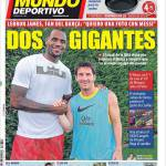Mundo Deportivo, Due Giganti