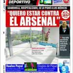 """Mundo Deportivo: """"Chiedo di esserci contro l'Arsenal"""""""