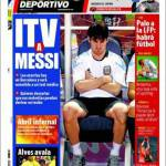 Mundo Deportivo: ITV a Messi