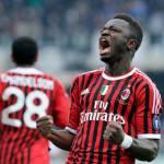 Calciomercato Milan, Muntari, la scelta rossonera è stata della moglie…