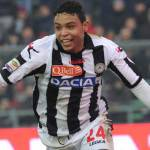 Calciomercato Napoli Juventus, ag. Muriel: Normale interesse dei top club, ma sta bene ad Udinese