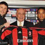 Calciomercato Milan, presentati oggi Emanuelson e Van Bommel