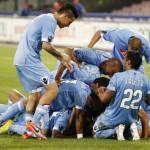 Calciomercato Napoli, riscatto Yebda: si tratta con il Benfica