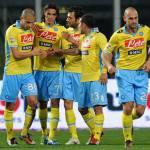Palermo-Napoli 1-3, Pandev apre, Cavani e Hamsik chiudono la gara