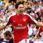 Calciomercato Inter, Nasri, l'Arsenal non molla