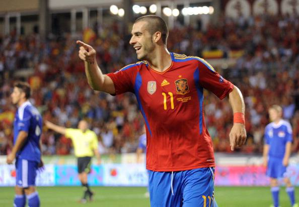 Spain v Liechtenstein - EURO 2012 Qualifier