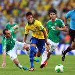 Brasile-Messico 2-0: Neymar show e i verdeoro piegano un buon Messico
