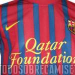 Nuova maglia Barcellona 2011-2012 01