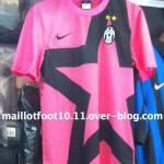 Nuova maglia Juventus 2012: spunta una casacca rosa con la stella – Foto