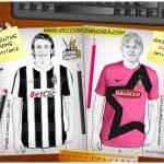 Nuova maglia Juventus 2012: un disegno in alta qualità – Foto