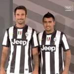 Nuova maglia Juventus 2012-2013: ecco le foto ufficiali della prima maglia! – Fotogallery