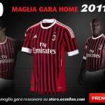 Nuova maglia Milan 2012: anche Ibrahimovic la indossa! – Foto in HD