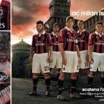 Nuova maglia Milan 2012-2013 ufficiale: eccola finalmente! – Foto