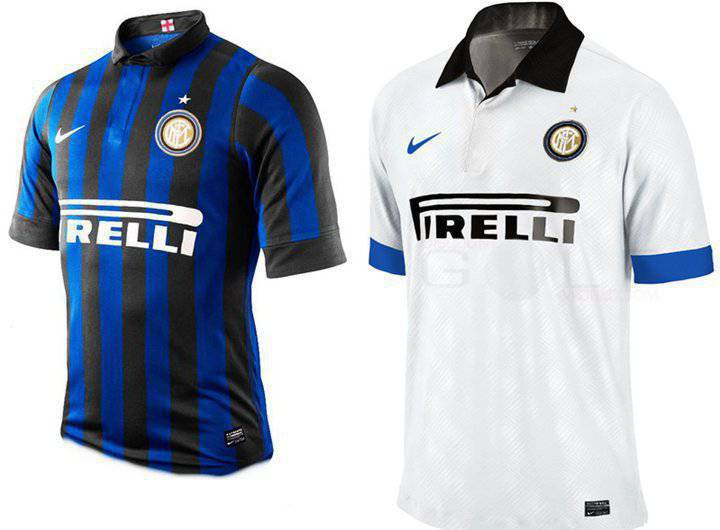 Seconda Maglia Inter Milan prima
