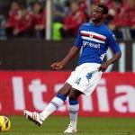 Calciomercato Napoli, l'ag. di Obiang: a gennaio resta alla Samp e ad aprile vedremo