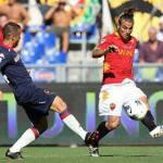 Napoli-Roma 1-3 e Lazio-Udinese 2-2, Osvaldo stende gli azzurri e ai biancocelesti non basta Klose