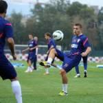 Calciomercato Napoli, Radosevic ha già stupito: altro che grasso, il suo è un fisico bestiale