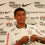 Calciomercato Inter Roma, Paulinho: voglio restare al Corinthians