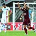 Livorno-Catania, voti e pagelle della Gazzetta dello Sport: fenomeno Paulinho