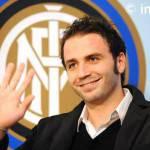 """Calciomercato Inter, Pazzini alla presentazione: """"E' un punto d'arrivo, dispiaciuto per Garrone…"""""""