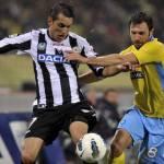 Calciomercato Roma Napoli, duello per Pereyra dell'Udinese