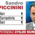 """Video – Inter-Juventus, Piccinini all'espulsione di Cambiasso da parte di Rizzoli: """"Forse ha esagerato!"""". Arriverà il Tapiro?"""