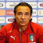 """Italia, Prandelli rivela: """"Potremmo cambiare modulo"""""""