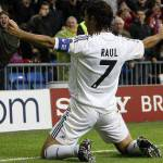 Calciomercato, l'ex Real Madrid Raul vicino ai New York Cosmos