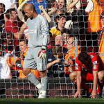 Calcio estero, Premier League: l'Arsenal ringrazia Reina, Liverpool bloccato