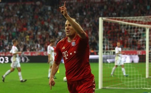 Robben57 Real Madrid Bayern Monaco, voti e pagelle della Gazzetta dello Sport   Foto