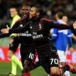 Barcellona-Milan, Allegri recupera Boateng ma non Robinho