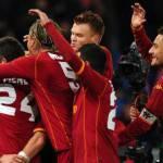 Serie A, Roma-Bologna 5-0: doppietta di Gervinho, gol di Florenzi, Benatia e Ljajic – Video