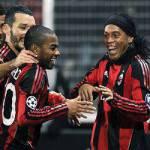 Calciomercato Milan, Ronaldinho tra Gremio, Flamengo e Corinthians