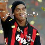 Calciomercato Milan, per Ronaldinho una clausula rescissoria da paura
