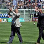 Serie A, shock a Palermo, si è dimesso il direttore sportivo Sabatini