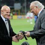 Milan-Barcellona, Sacchi controcorrente: Rossoneri non perfetti, piedi per terra