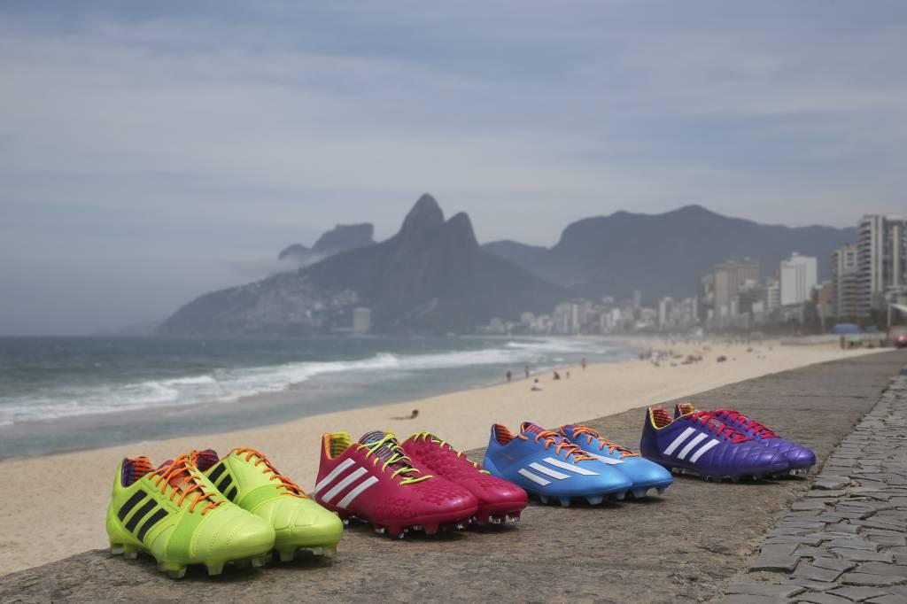 Collezione Samba | Collection | Adidas | Mondiali Brasile 2014