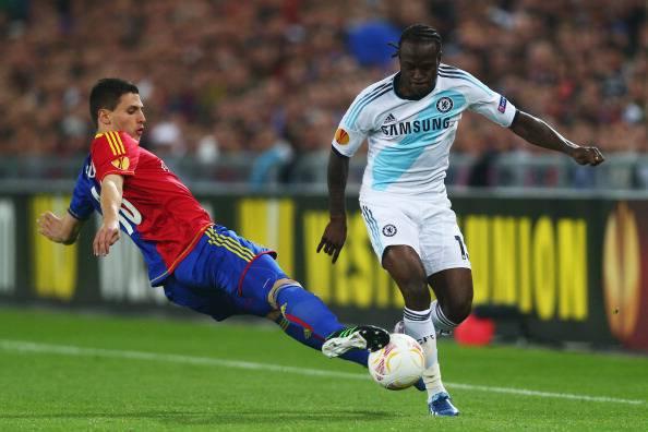 FC Basel 1893 v Chelsea - UEFA Europa League Semi Final: First Leg