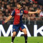 Calciomercato Roma, passi avanti per lo scambio Sculli-Brighi con il Genoa