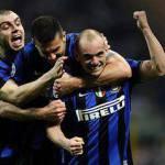 """Inter, Sneijder rassicura i tifosi: """"Sto meglio posso già camminare"""""""
