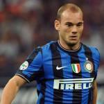 """Mercato Inter, Sneijder: """"Il Real? Sarei matto a tornarci"""""""