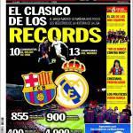 Sport: Il clasico dei record