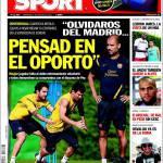 Sport, Dimenticare il Real Madrid e pensare al Porto