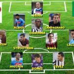 TOP 11 dei nuovi colpi Serie A: un 3-4-3 da urlo!