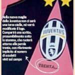 Terza stella Juventus e trenta scudetti: svelata finalmente la sorpresa di Agnelli – Foto